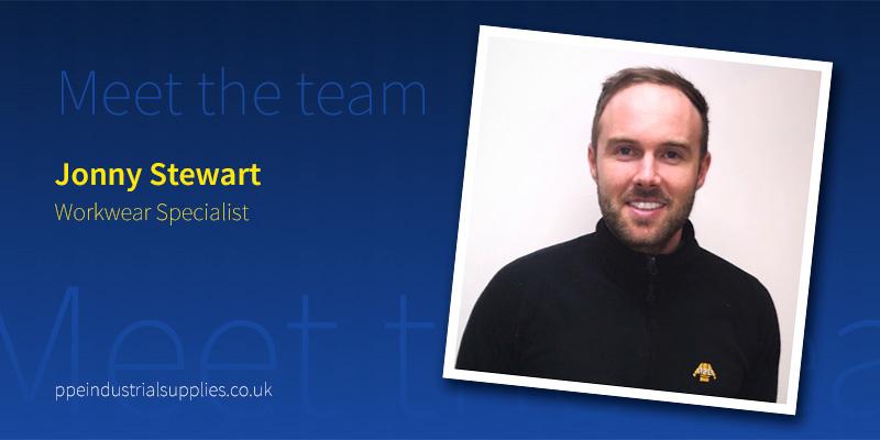PPE Industrial Supplies Staff Q&A - Jonny Stewart