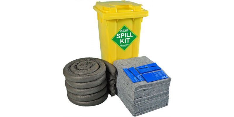 Take care of your spill control needs with PPE Industrial Supplies