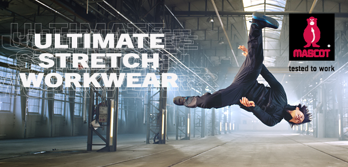 ULTIMATE STRETCH from Mascot available at PPE Industrial Supplies