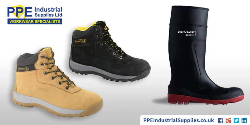Great Deals on Boots and Wellies from PPE