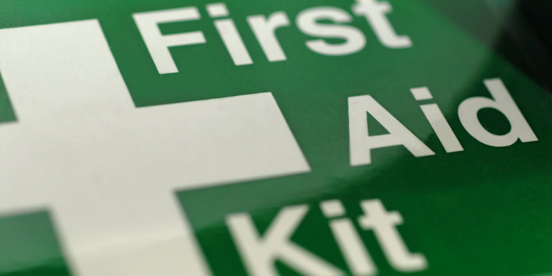 Workplace First Aid: Are You Kitted Out?