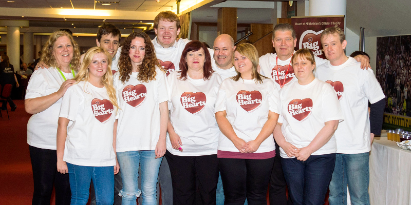PPE Helps Big Hearts Community Trust
