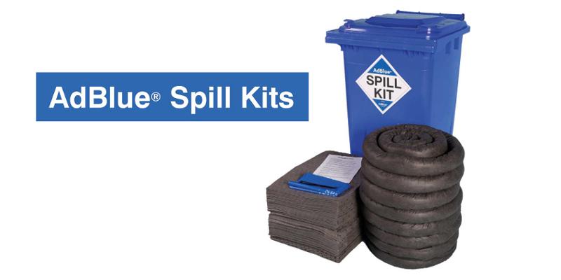 PPE's Range of AdBlue® Spill Kits