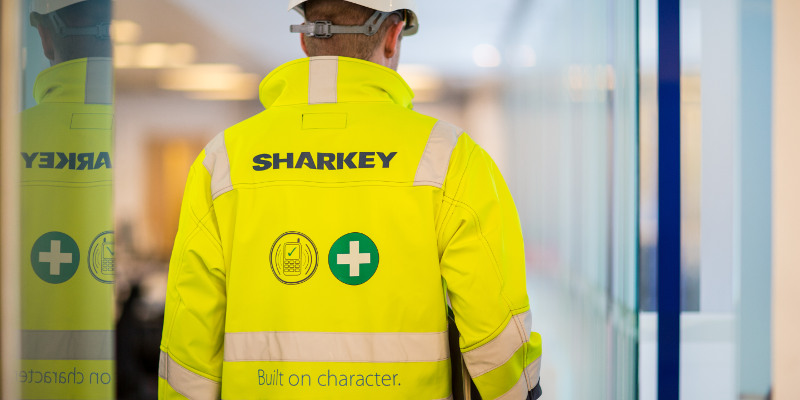 Personalised Workwear Case Study: Sharkey Protective Equipment