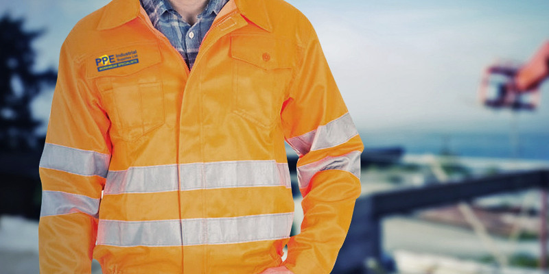 Benefits of Branding Your Workwear Part One: Safety