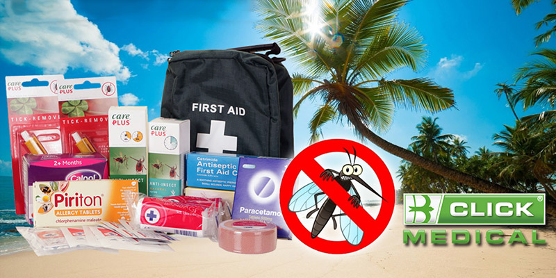 Stay Safe Abroad this Summer with PPE's Travel Medical Kits