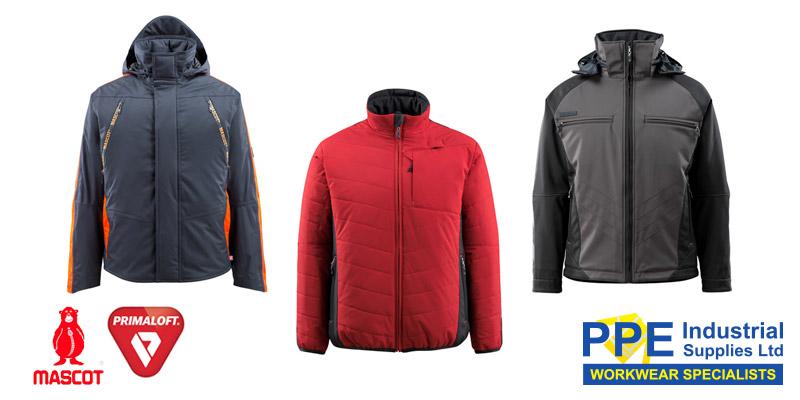 PrimaLoft® winter workwear