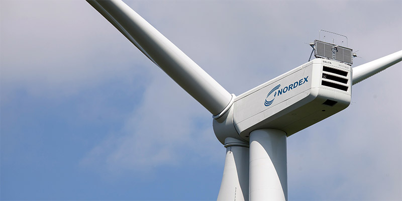 PPE supplies wind power experts Nordex with wind resistant jackets