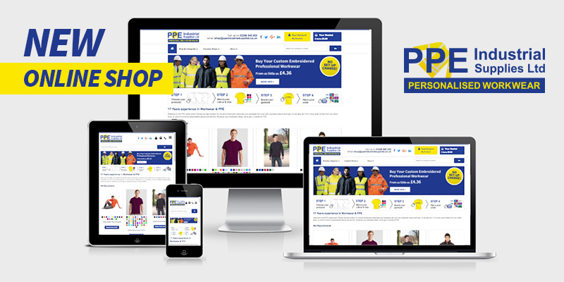PPE's new online store
