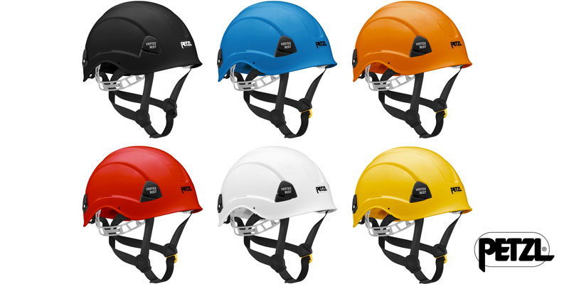 Brand new: the Petzl Vertex Best helmet available to buy now at PPE Industrial Supplies