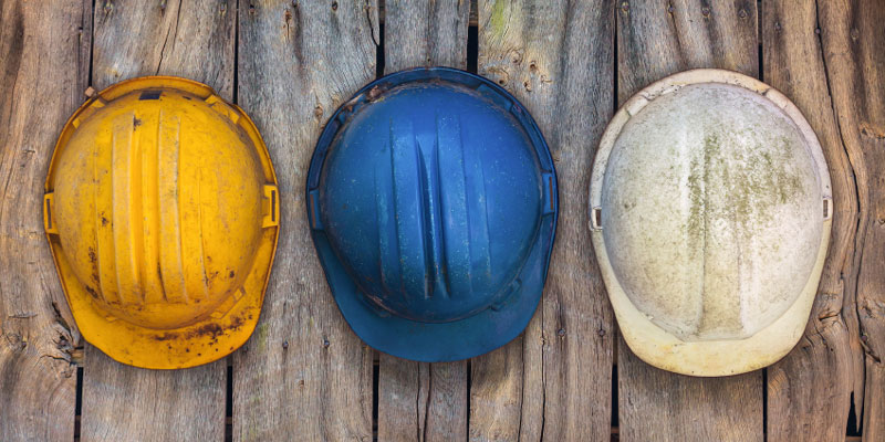 When hard hats save lives