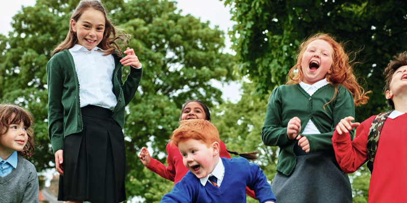 Go back to school with our range of quality schoolgear
