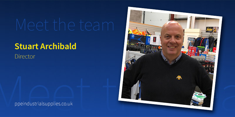 PPE Industrial Supplies - Q&A with founder Stuart Archibald