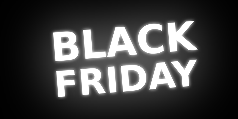 Black Friday sales at PPE Industrial Supplies