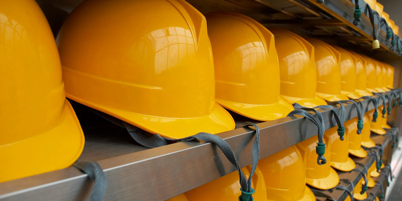 Hard Hats In Aberdeen Ppe Industrial Supplies