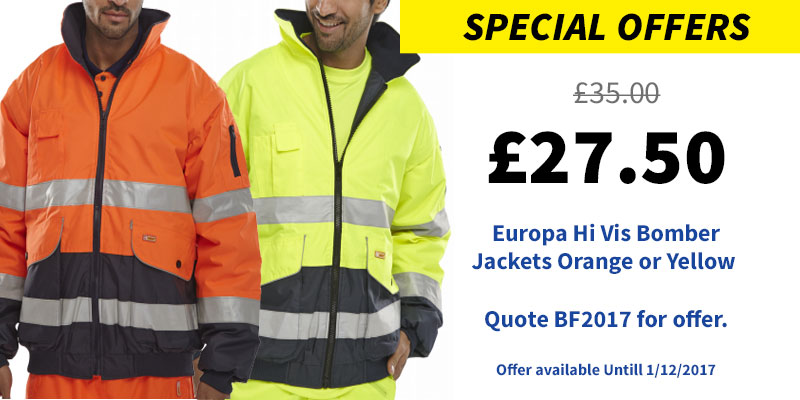 Check Out Our Offers On Workwear And Safety Clothing In Our Black