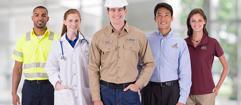 Work Uniforms in Edinburgh - PPE Industrial Supplies