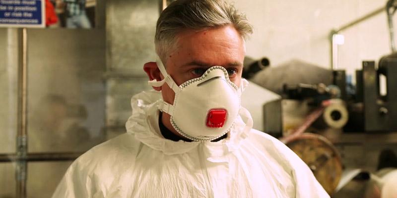 Dust Masks FFP3